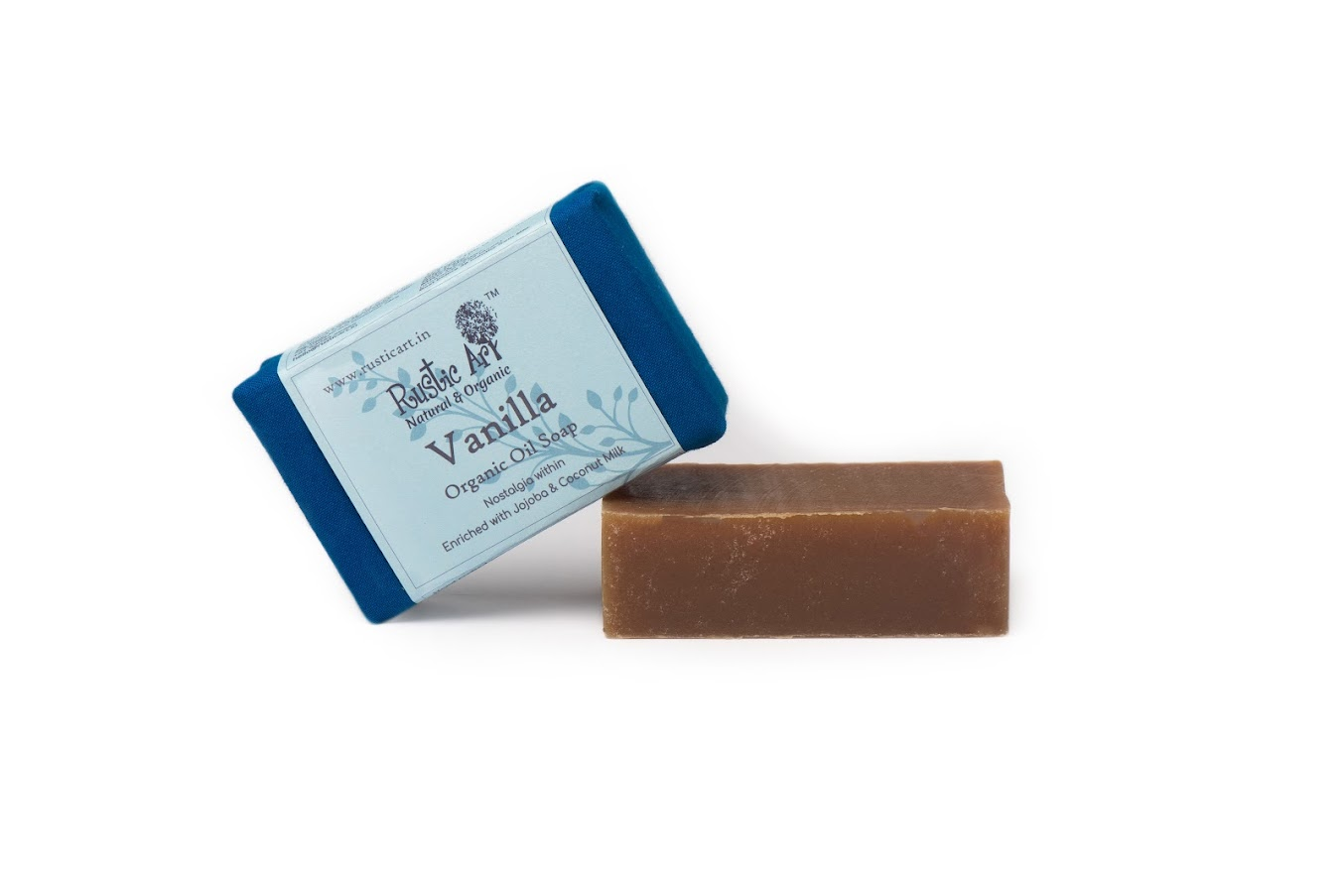Rustic Art Vanilla Soap