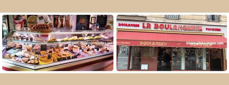 パリのパンオショコラ Boulangerie Pâtisserie traiteur Gallet ブランジェリー・パティスリー・トレテュール・ギャレ