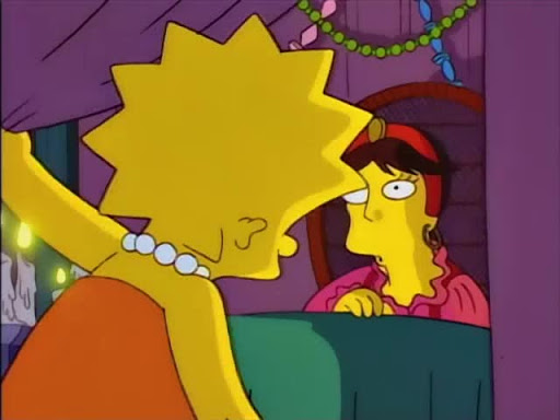 Los Simpsons 6x19 La Boda de Lisa