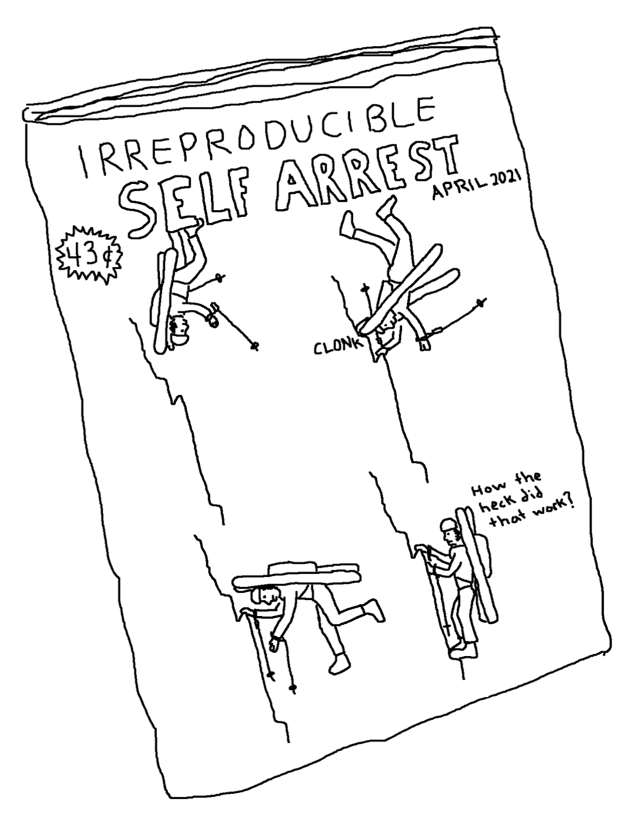 Irreproducible Self-Arrest Monthly