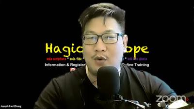 Viral Video Zoom Youtube Jozeph Paul Zhang Diduga Menista Agama, Tantang Dilaporkan ke Polisi
