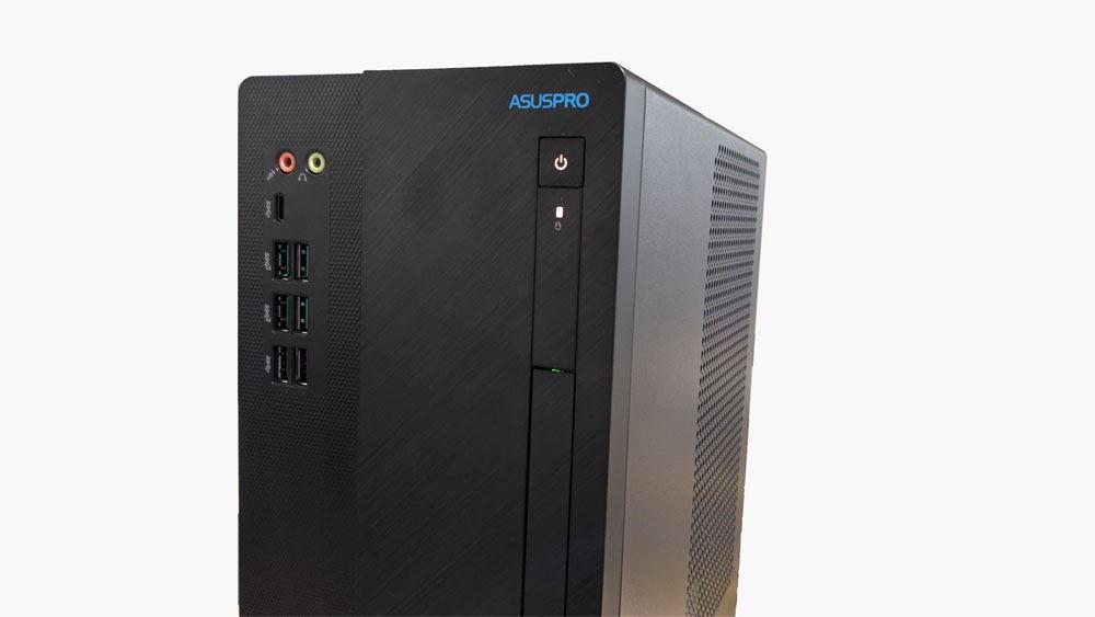 Review ASUS S641MD - Desktop PC ringkas dari ASUS