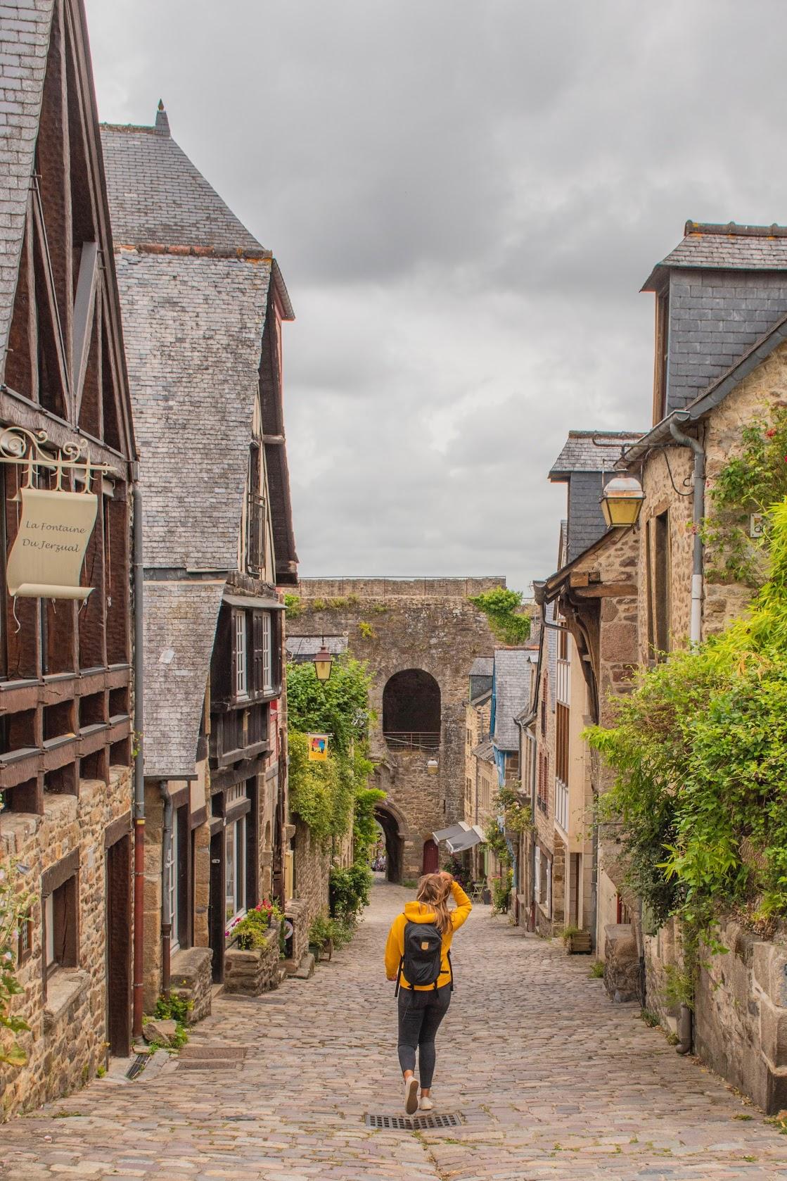 Dinan-frankrijk