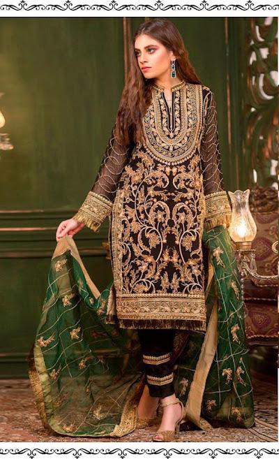 Ramsha R 245 Pakistani Salwar Suits Catalog Lowest Price