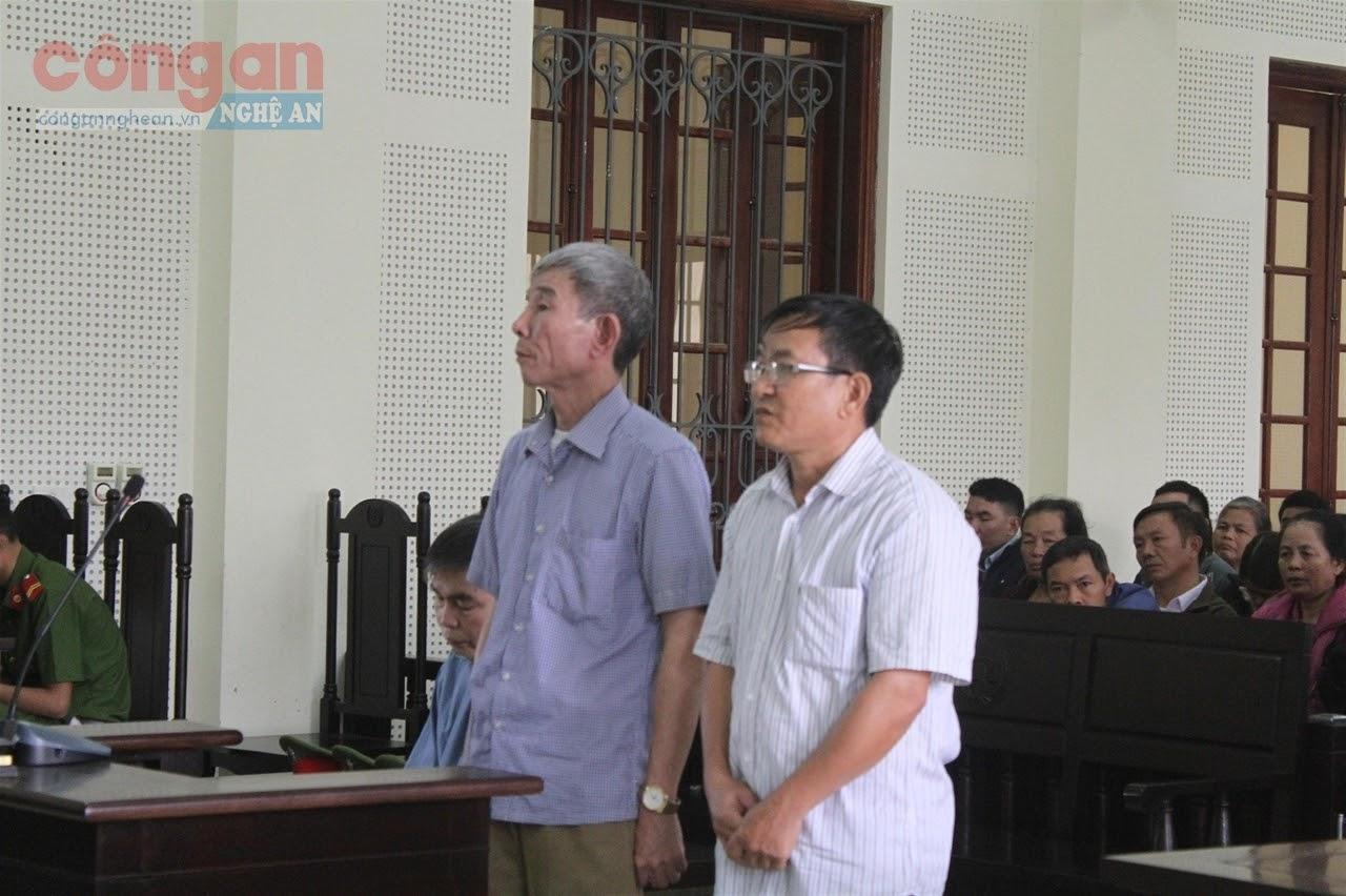 Bán đất trái thẩm quyền, nguyên cán bộ xã Nghĩa Thái                  (Tân Kỳ) lĩnh án