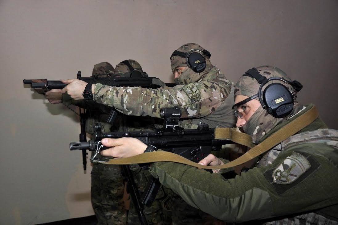 Морской спецназ в Украине переходит на немецкое и австрийское оружие по стандартам ЕС