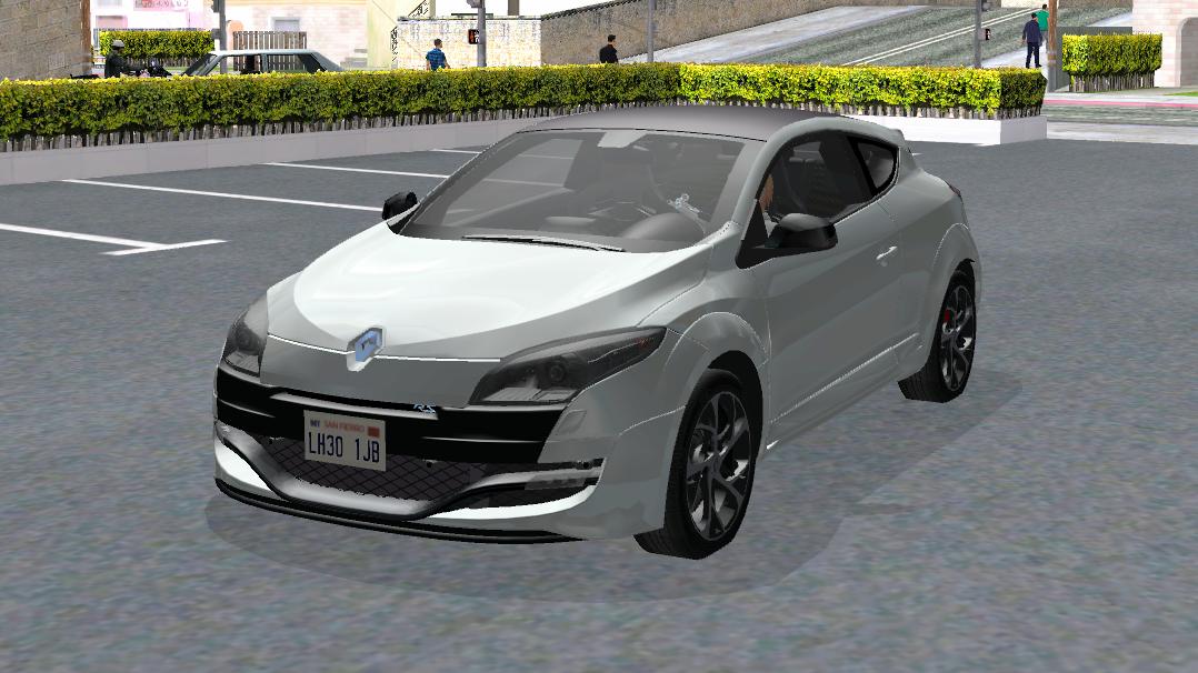 【車Mod】カスタム可能!ルノー メガーヌ RS