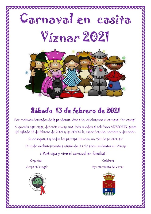 Carnavales 2021 viznar
