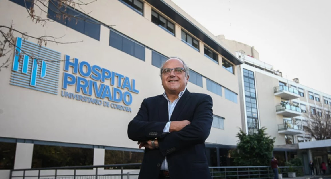 Falleció el director del Hospital Privado Gerardo Amuchástegui ocupó la dirección del centro hospitalario desde el 2002.