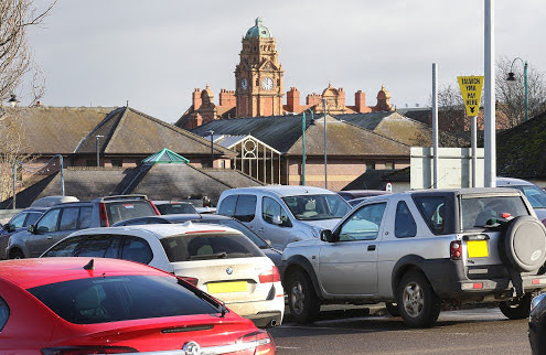 Car park charges review put on hold