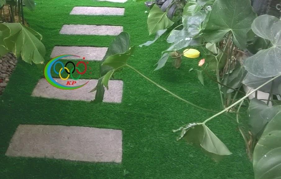 Mới mẻ với Cỏ nhân tạo sân vườn trong trường mẫu giáo không phải
