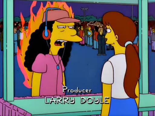 Los Simpsons 11x21 La loca, loca, loca Marge