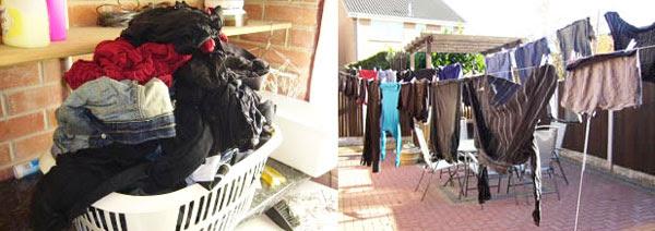 Giặt được bao nhiêu với chiếc lồng giặt 8kg?