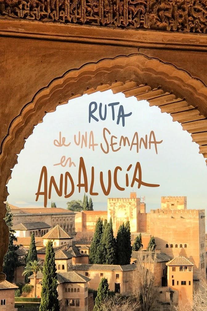 ruta andalucia imprescindible