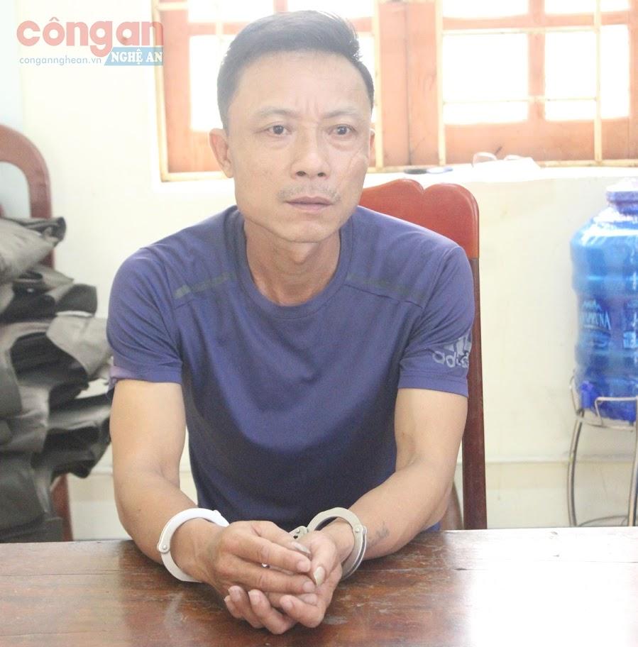 Đối tượng Cao Văn Thanh