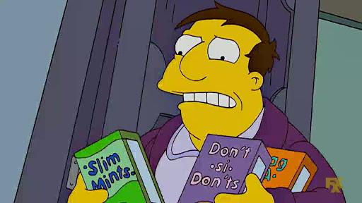 Los Simpsons 19x16 Papá, no traiciones
