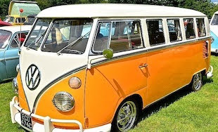 Campervan pitches application