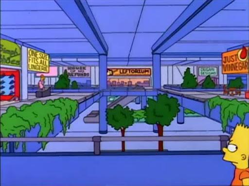 Los Simpsons 5x14 Lisa contra la Stacy Malibu