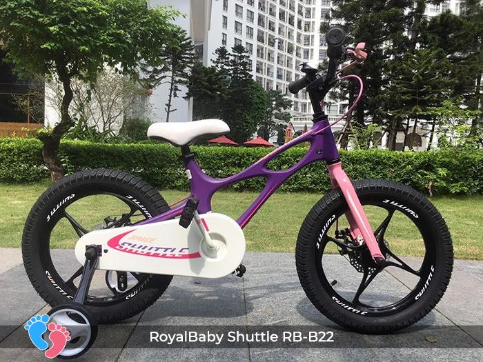 Xe đạp trẻ em Royal Baby Shuttle RB-B22 2