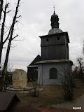 kościółek wMętkowie