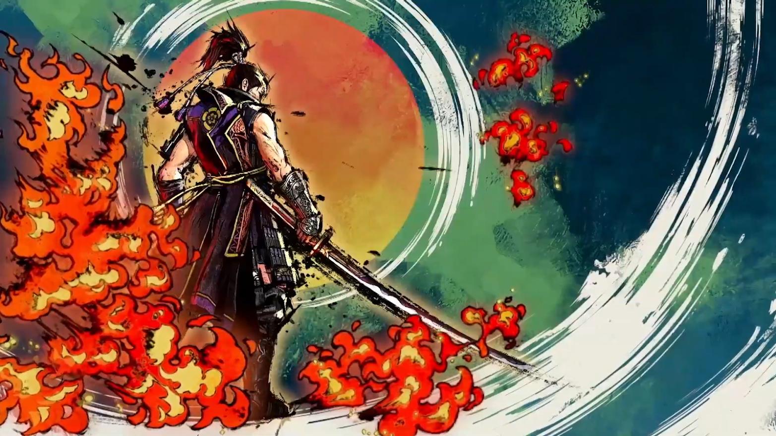 Samurai Warriors 5 revealed at Nintendo Direct