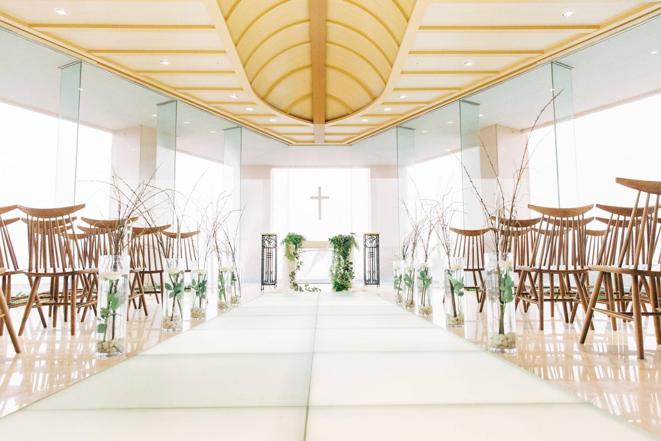 超夢幻的教堂婚禮!超美的台北、台中教堂看這邊