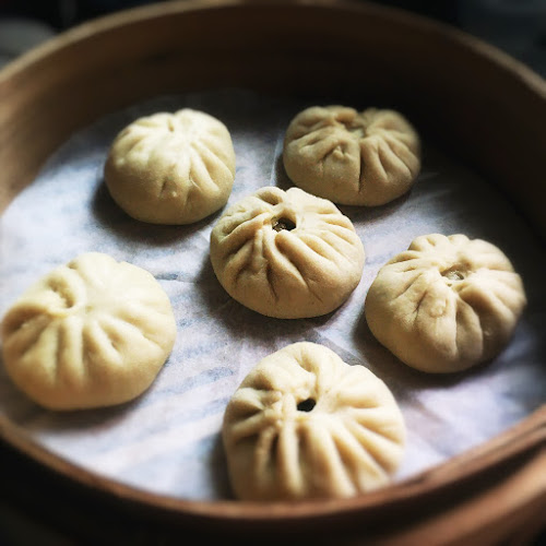 Chinese, traditional, recipe, Steamed buns, Chicken, chicken buns, Buns, 雞包仔, 蒸