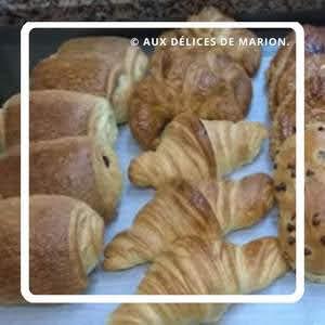 パリのパンオショコラ Aux Délices de Marion. オー・デリス・デュ・マリオン