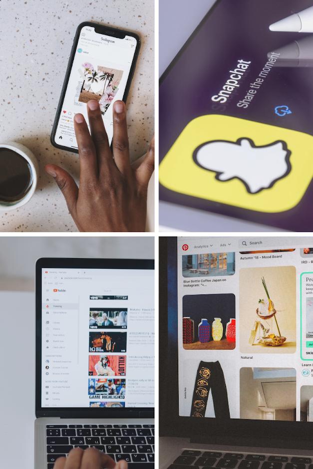 Quels réseaux sociaux visuels pour son entreprise ?