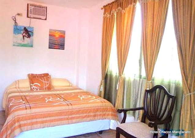 Hotel Chacon Manglaralto Habitaciones Matrimoniales