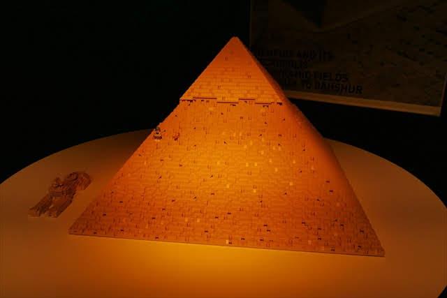エジプト カフラー王 ピラミッド