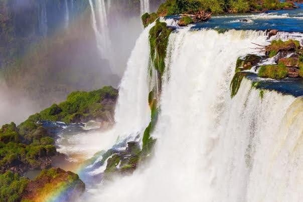 Garganta del Diablo Waterfall