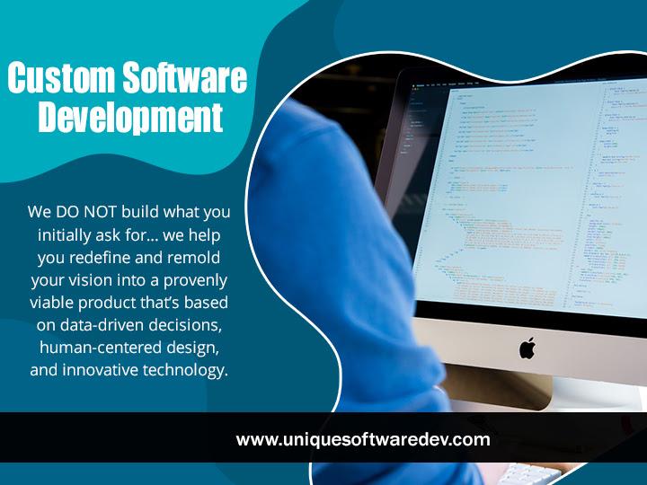 Custom Software Development Dallas