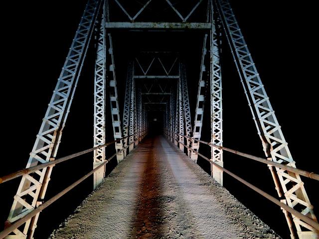 Bridge over Blanco Canyon