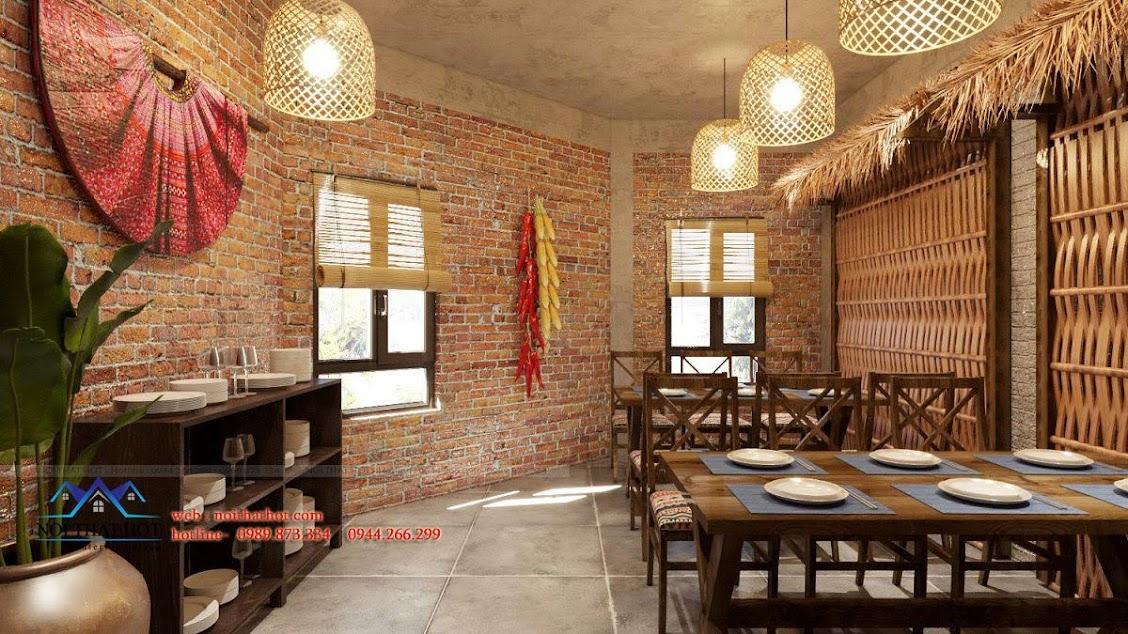 đèn trang trí cho nhà hàng