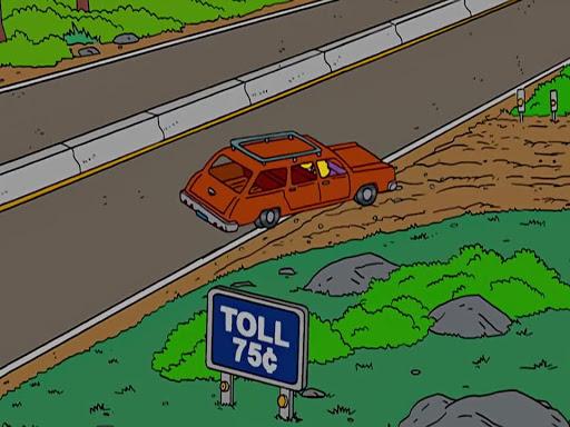 Los Simpsons 17x10 El padre de homero