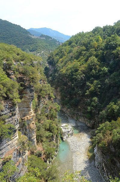 Osumi River Gorge