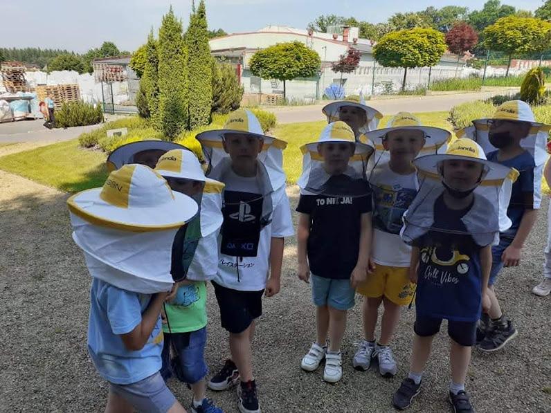 Przedszkolaki w Apilandii