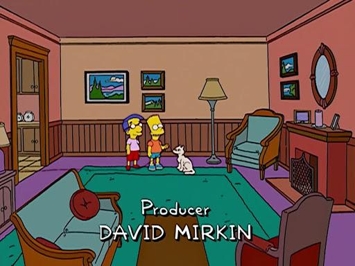 Los Simpsons 14x21 La guerra de Bart
