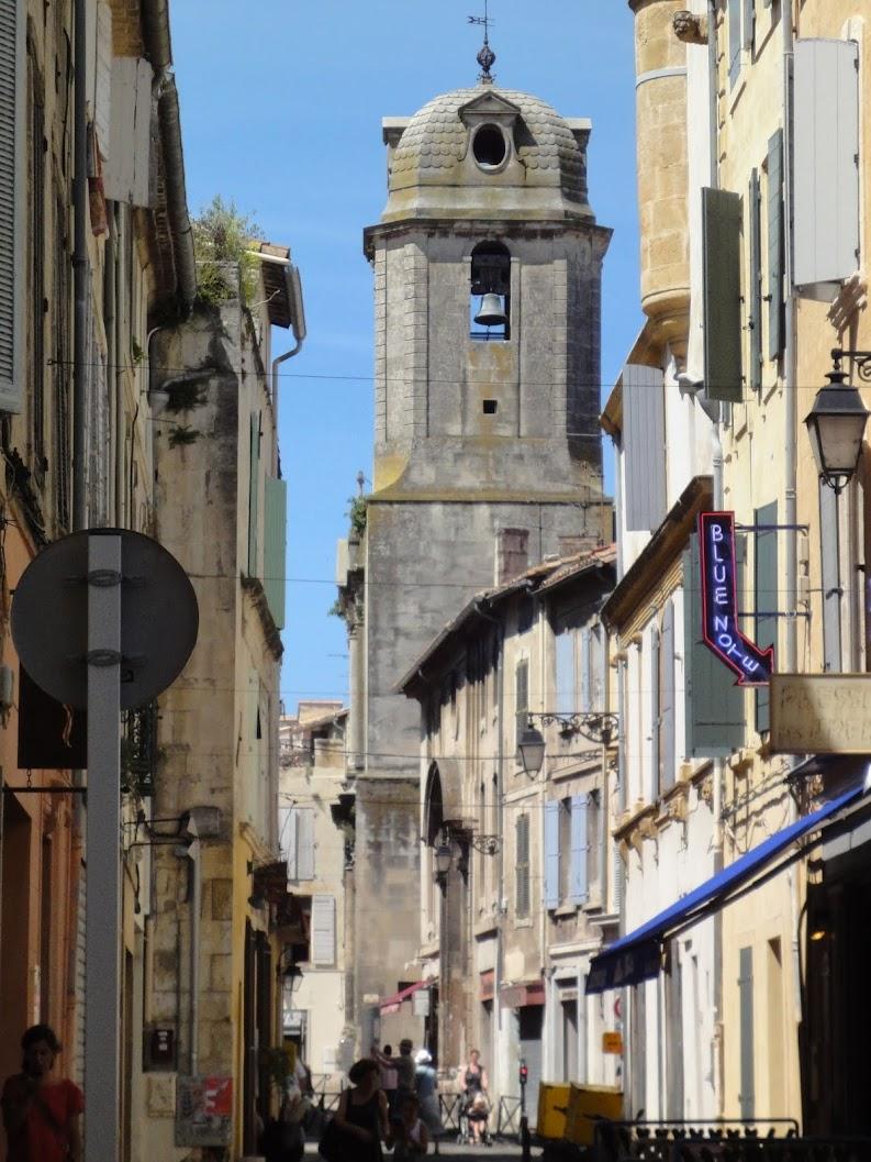 Eglise Saint-Julien-Saint-Antoine à Arles