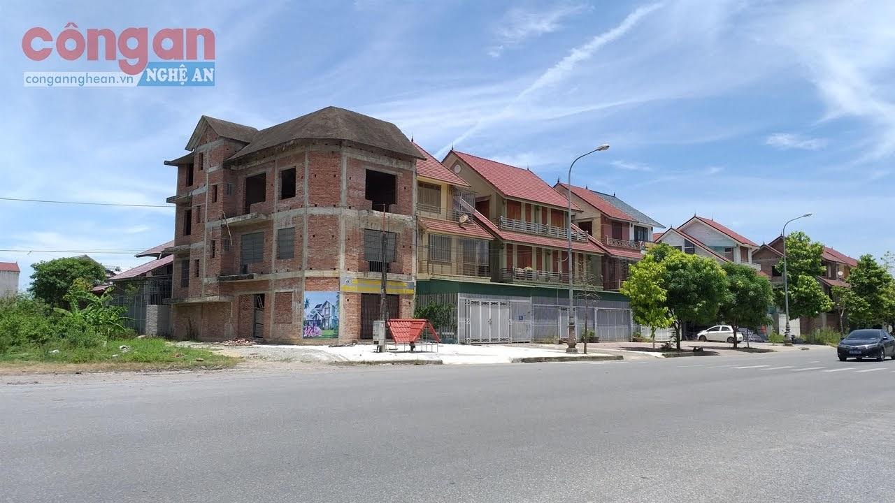 Thanh tra Sở TN&MT xử phạt  62 triệu đồng đối với Dự án đầu tư xây dựng            khu đô thị mới Tây Đại lộ Xô viết Nghệ Tĩnh (tại xã Nghi Phú, TP Vinh                        do Công ty CP xây dựng số 9 làm chủ đầu tư)