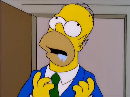 Los Simpsons 11x11 Pérdida de fe