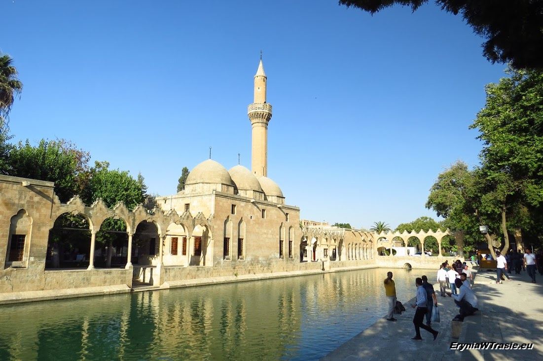 patrz: Şanlıurfa – miasto