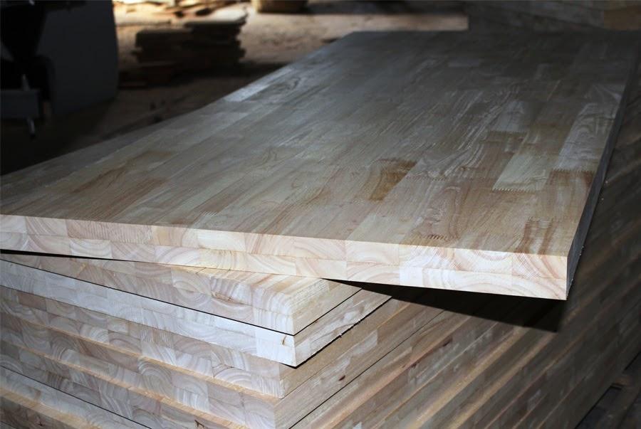 Mặt bàn gỗ 25mm, 30, 50, 70mmTaB452