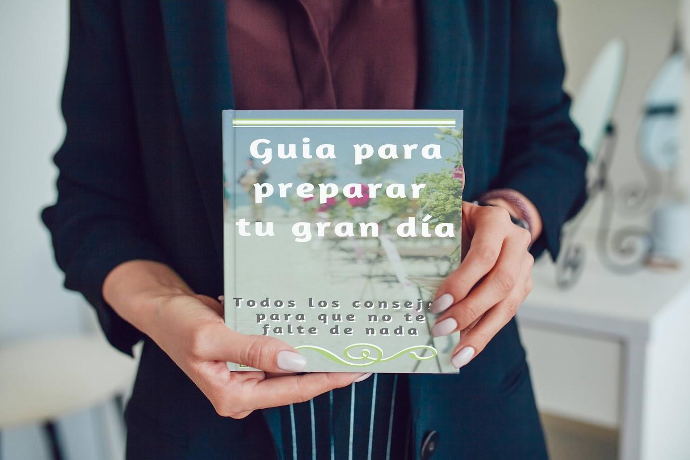 Guia para preparar tu boda de Dani Guitarra