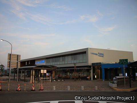 伊予鉄南予バス「道後エクスプレスふくおか号」 5679 来島海峡サービスエリア_01