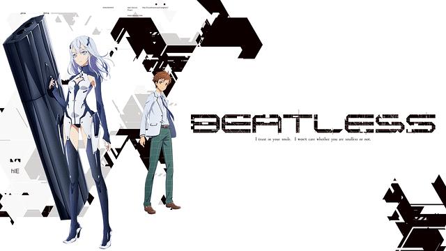 BEATLESS(ビートレス) 全話アニメ動画まとめ