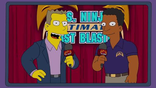 Los Simpsons 30x12 La Niña del Autobús