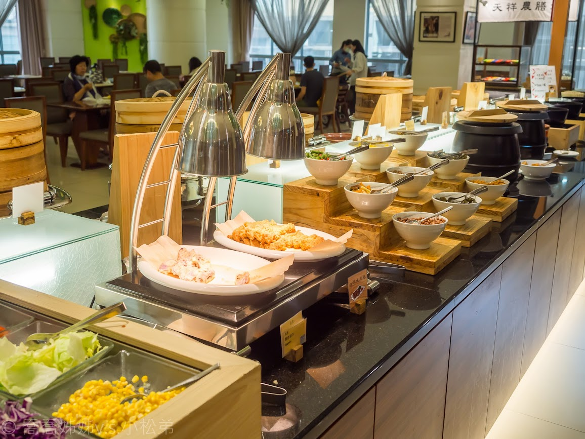 阿斯瑪麗景大飯店早餐