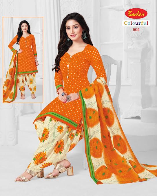 Colourful Vol 5 Baalar Readymade Dress Manufacturer Wholesaler